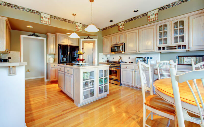 Dallas Floors - Hardwood Flooring Services in Dallas. Representative Image Only