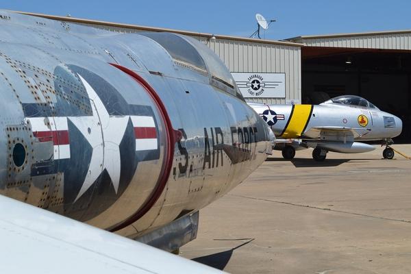 Dallas Floors - Flooring Addison - Cavanaugh Flight Museum in Addison, TX
