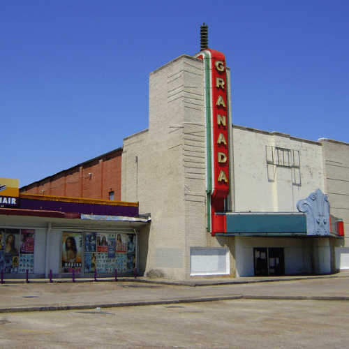 Dallas Floors - Granada Movie Theater in Lower Greenville , TX