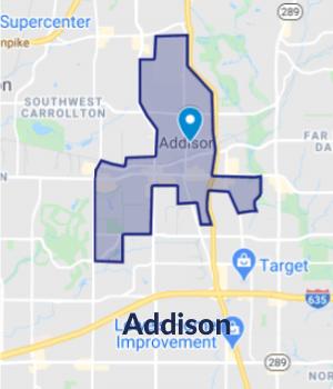 Dallas Floors - Service Area -Addison,TX