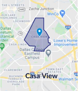Dallas Floors - Service Area-Casa View ,TX