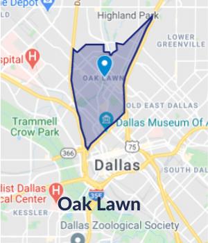 Dallas Floors - Service Area-Oak Lawn, TX