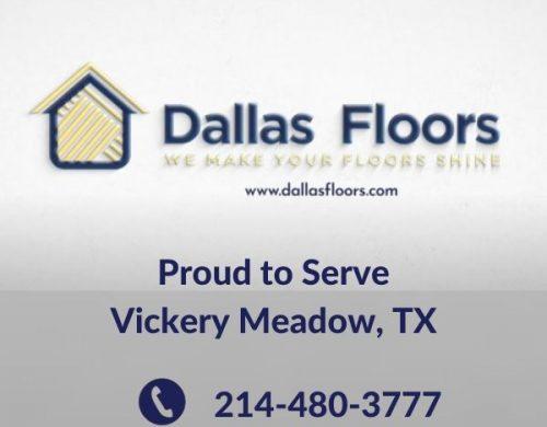Dallas Floors - Vickery Meadow